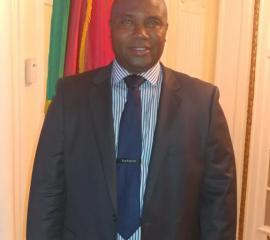Portrait de Alain Kamga